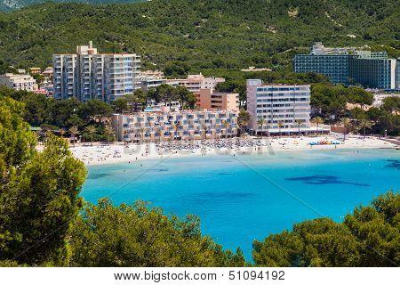 Paguera Beach, Mallorca