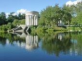 foto of ekaterinburg  - historical pond in ekaterinburg - JPG