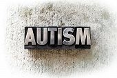 pic of autism  - The word  - JPG