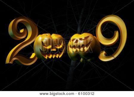 Halloween Year 2009