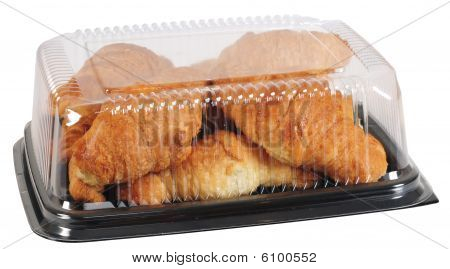 Croissant packaging.