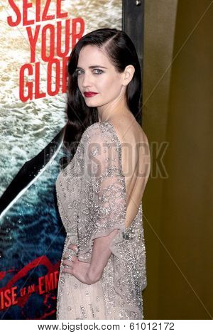 LOS ANGELES - MAR 4:  Eva Green at the