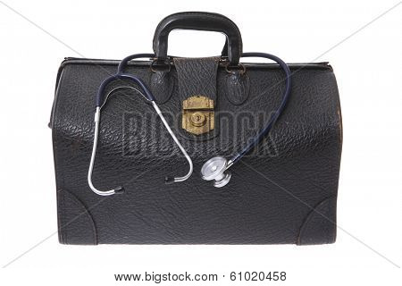 Black leather doctors