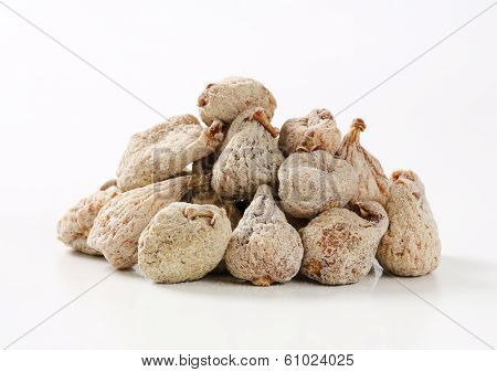 stacked sugared figs