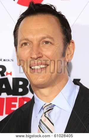 LOS ANGELES - MAR 5: Steve Valentine at the premiere of 'Mr. Peabody & Sherman' at Regency Village Theater on March 5, 2014 in Los Angeles, California