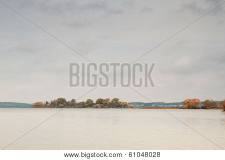 Islands In The Autumn