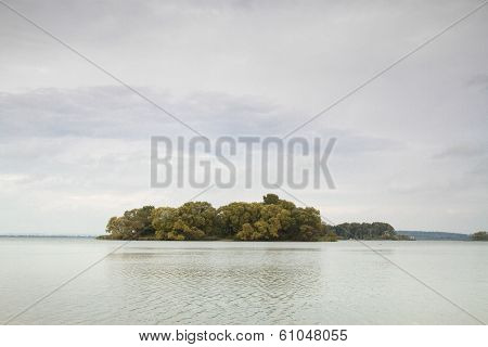 Islands In  Autumn