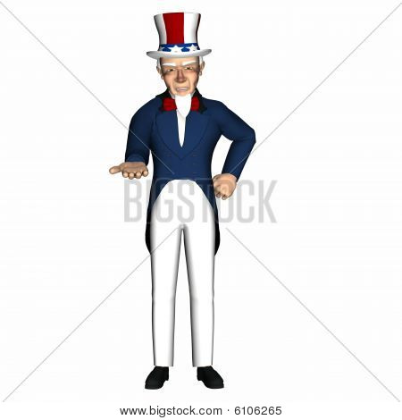 Uncle Sam - Gimme