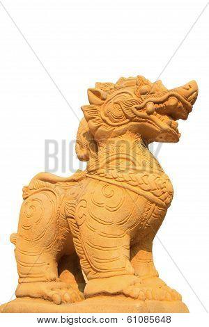 singha statue