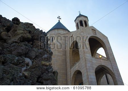 The oldest church in Baghdad