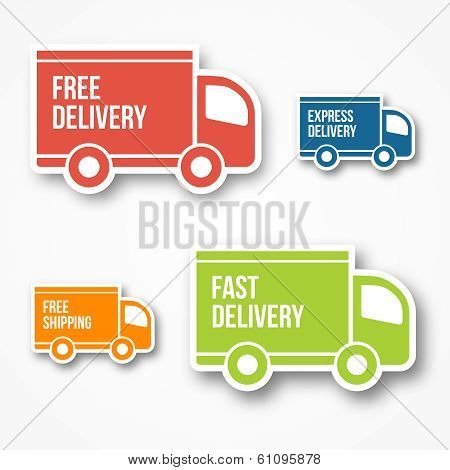 shipment and free delivery
