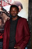 LOS ANGELES - MAR 4:  Derek Luke at the