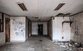 pic of insane  - The interior of Gonjiam Psychiatric Hospital in South Korea - JPG