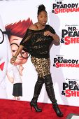 LOS ANGELES - MAR 5: Shar Jackson at the premiere of 'Mr. Peabody & Sherman' at Regency Village Thea