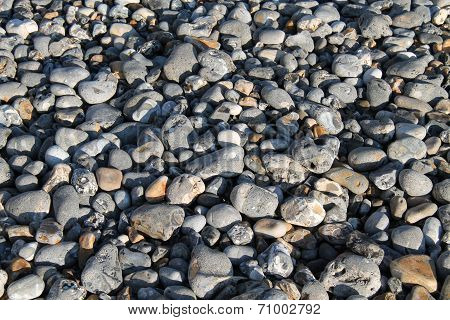 Pebbles and Stones.