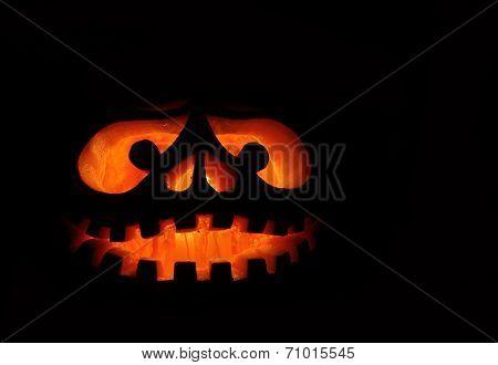 A Grinning Jack A Grinning Jack O Lantern