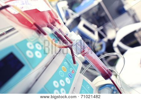 Blood Transfusion In The Icu