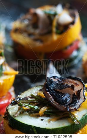 Vegetable Grill