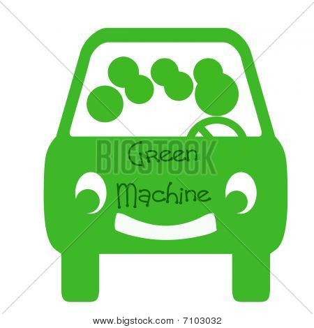 Green machine carpool
