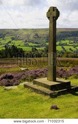 Rosedale Abbey Millennium Cross