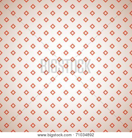 Pretty retro vector seamless pattern. Endless texture