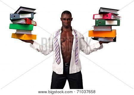 Worker Biceps