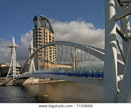 Bridge At Salford