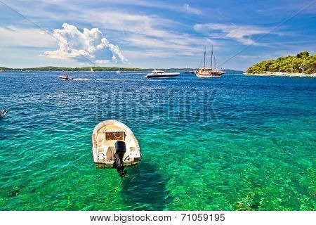 Paklinski Islands Famous Yachting And Sailing Destination