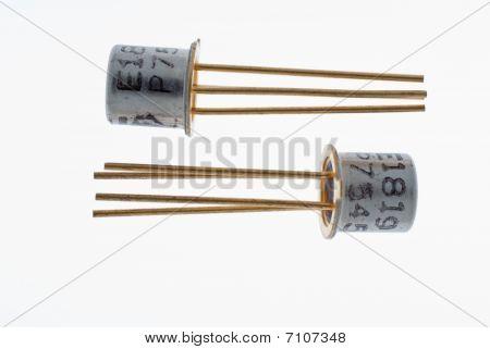 Pair Of Transistors