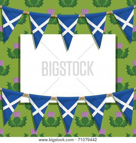 Scotland Decoration