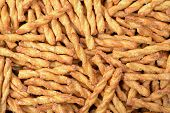 picture of rod  - pretzel rods  - JPG
