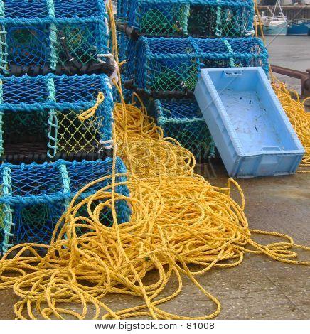 Ropes & Lobster Pots