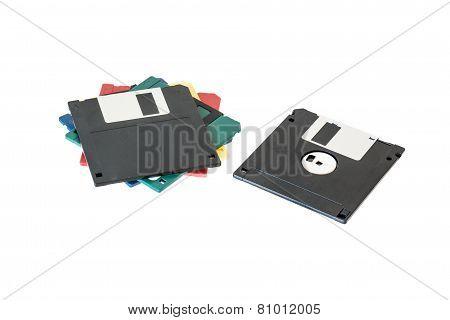 Mixed Floppy Disks