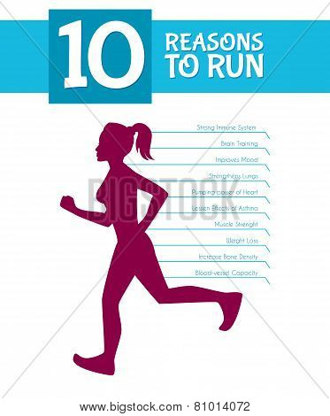 10 Top Reasons To Run
