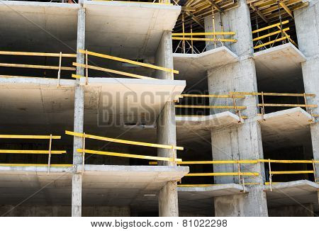 Concrete Framework Of The Future Building