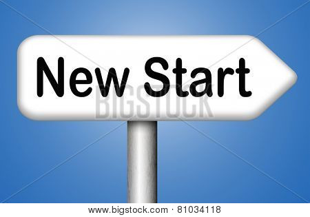 new start fresh begin or chance back to the beginning and play the game again