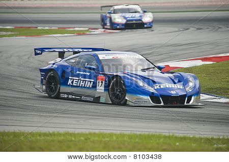 2010 AUTOBACS SUPER GT SERIES - KEIHIN REAL RACING