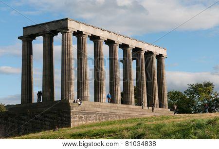 Edinburgh Parthenon