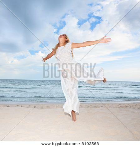 Beach Dancing