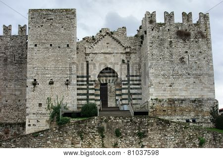 The Emperor's Castle, Prato, Tuscany