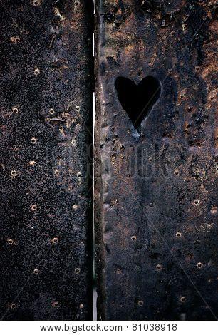 Heart On Metal