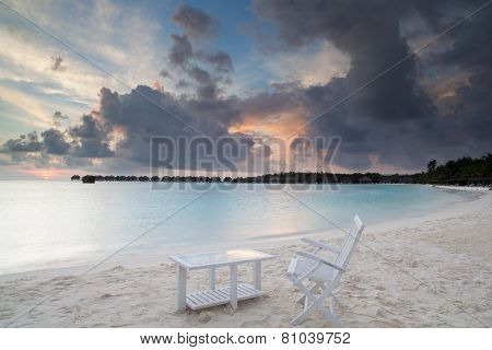 Relax On Beach