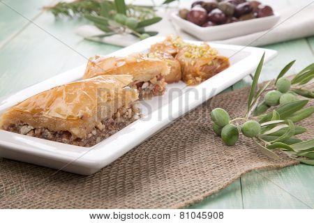 Baklava - Mediterranean Sweets