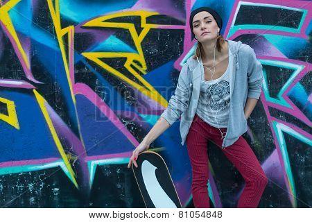 Gorgeous Skater