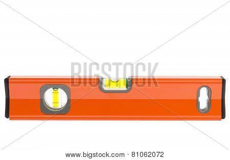 Orange Spirit Level