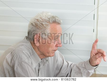 Old Man Talking