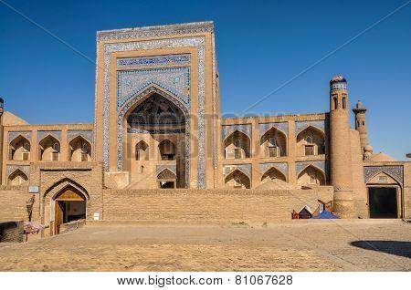 Palaca in Khiva