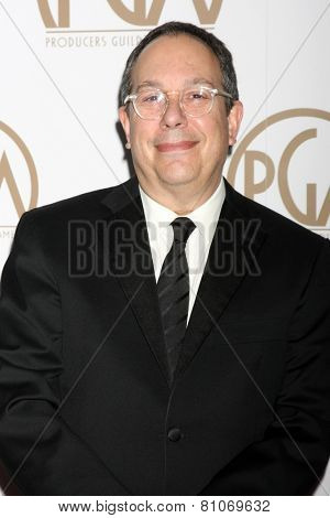 LOS ANGELES - JAN 24:  Mark Gordon at the Producers Guild of America Awards 2015 at a Century Plaza Hotel on January 24, 2015 in Century City, CA