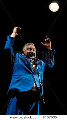 King Pleasure At Umbria Jazz Festival