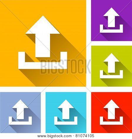 Upload Icons